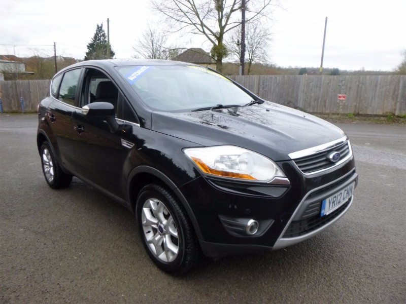used Ford Kuga ZETEC TDCI AWD in bristol