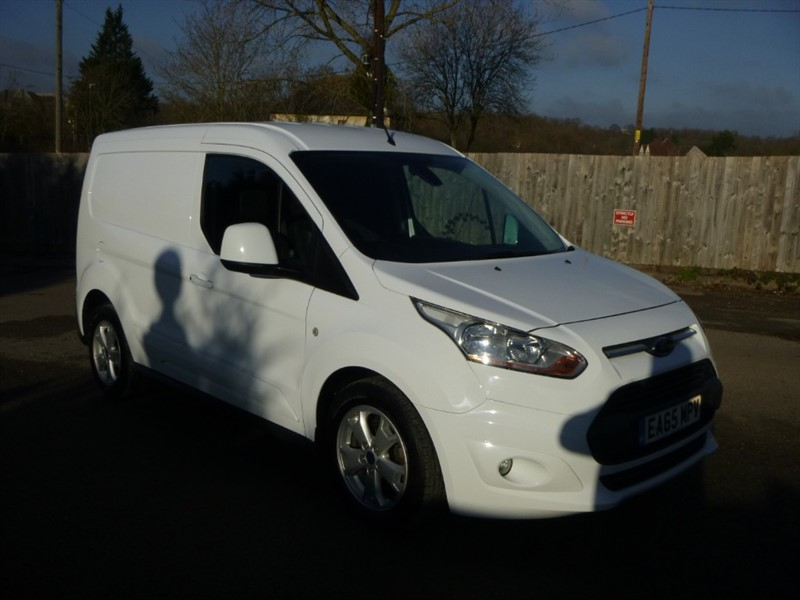 used Ford Transit Connect 200 LIMITED P/V in bristol