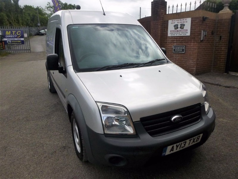 used Ford Transit Connect T230 HR VDPF NO VAT in bristol