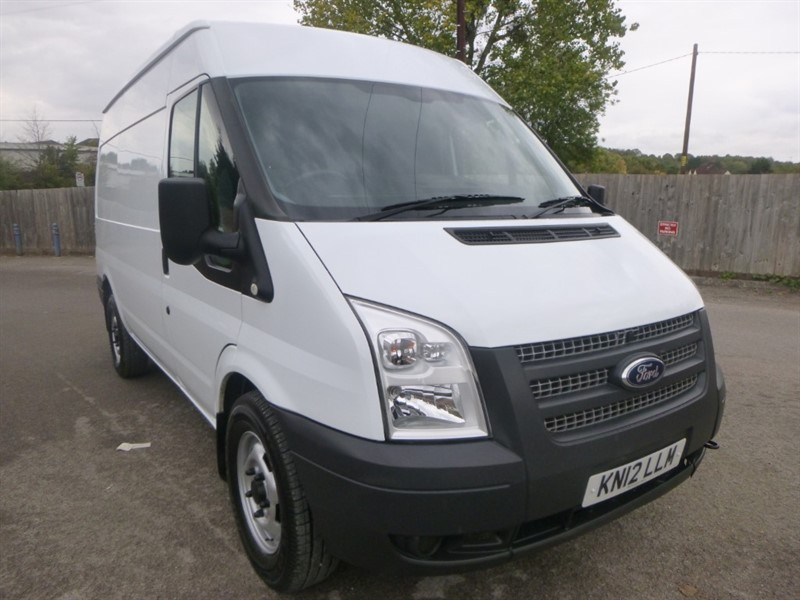 used Ford Transit 350 P/V in bristol