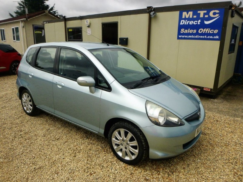 used Honda Jazz DSI SE in bristol