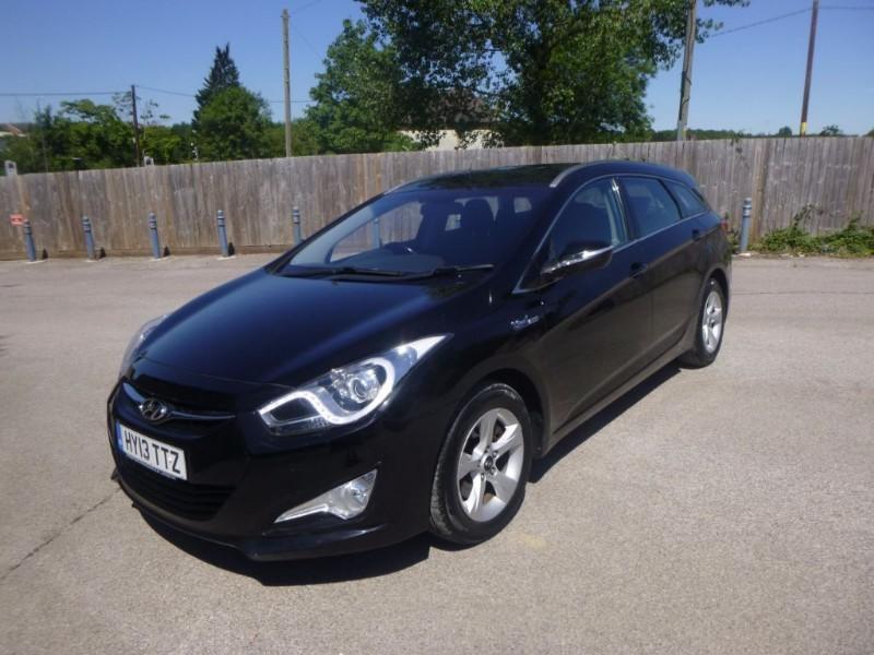 used Hyundai i40 CRDI ACTIVE BLUE DRIVE in bristol