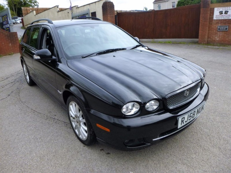 used Jaguar X-Type S in bristol