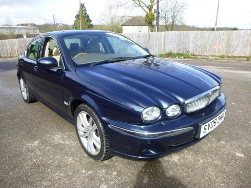 used Jaguar X-Type SOVEREIGN in bristol