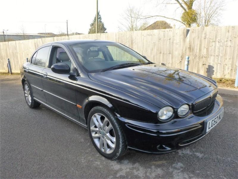 used Jaguar X-Type V6 SPORT in bristol