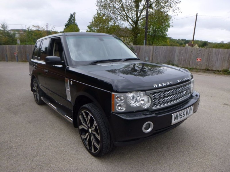 used Land Rover Range Rover V8 SUPERCHARGED in bristol