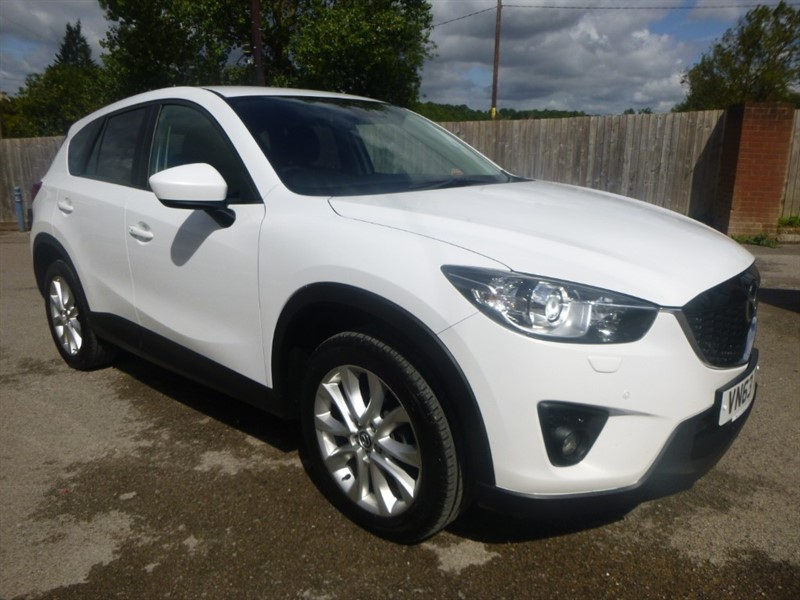 used Mazda CX-5 D SPORT in bristol