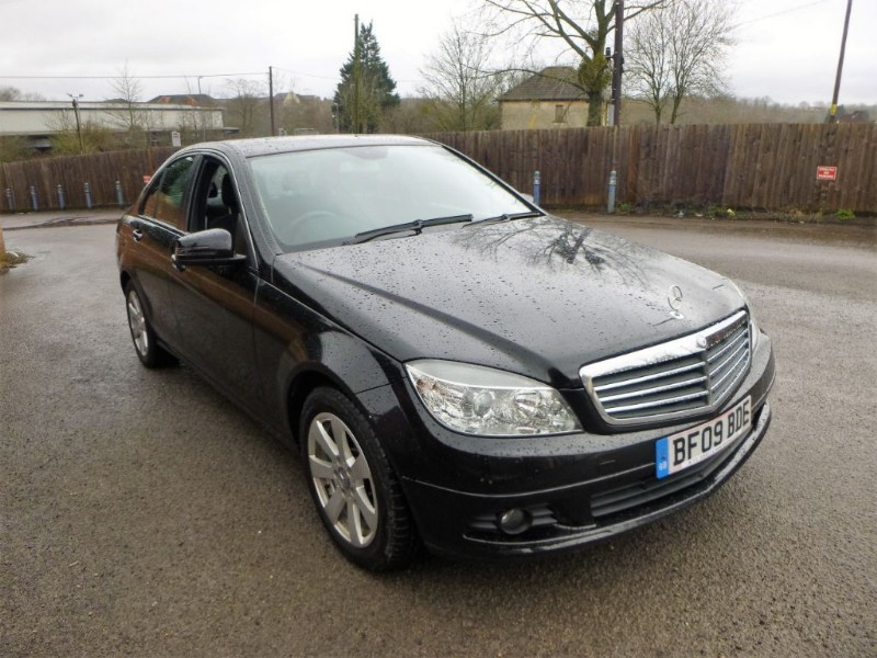 used Mercedes C220 CDI SE in bristol