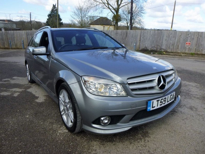 used Mercedes C200 CDI SPORT in bristol