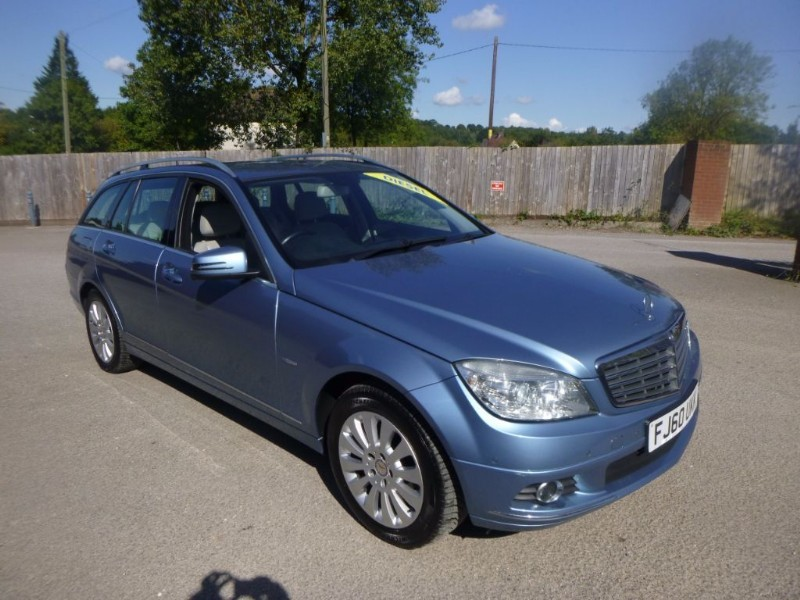 used Mercedes C220 CDI BLUEEFFICIENCY ELEGANCE in bristol