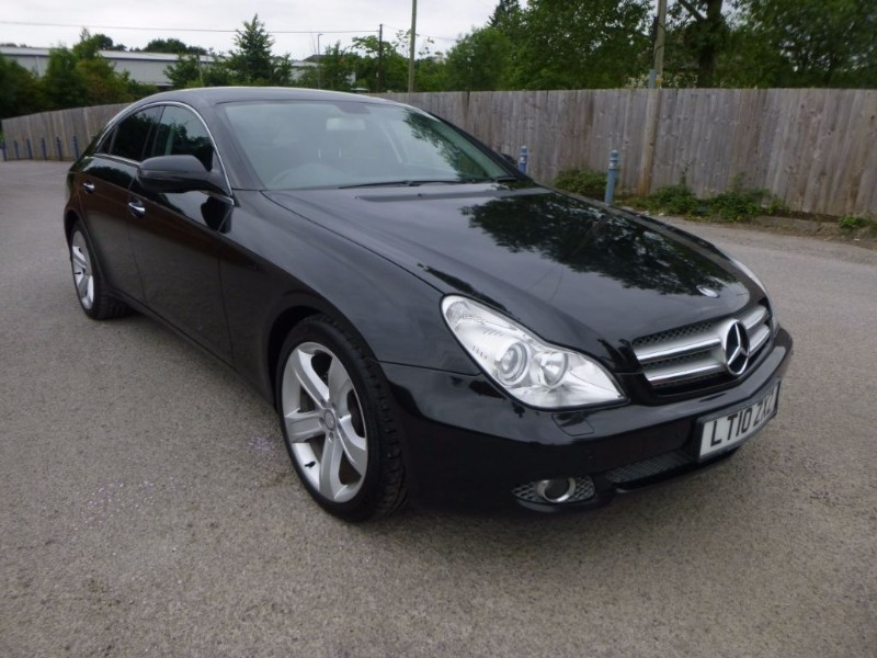 used Mercedes CLS CLS350 CDI in bristol