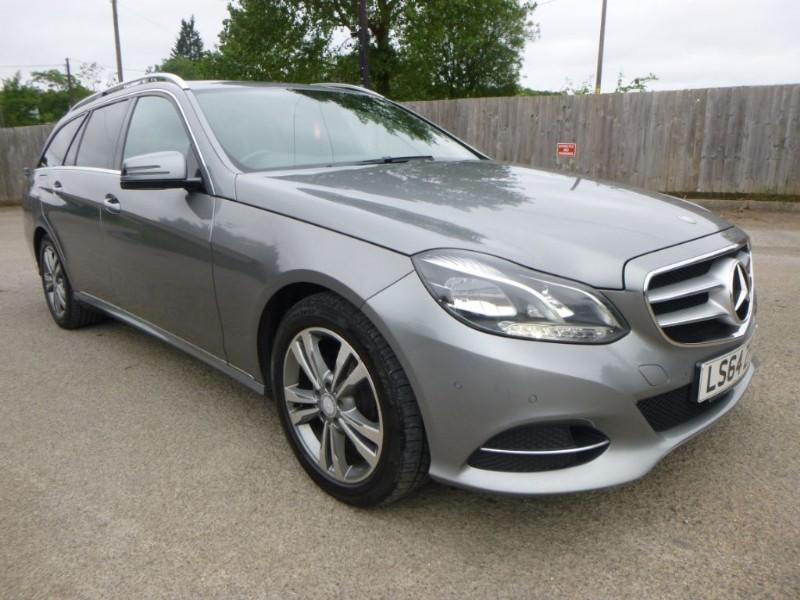 used Mercedes E220 E-CLASS E220 BLUETEC SE in bristol