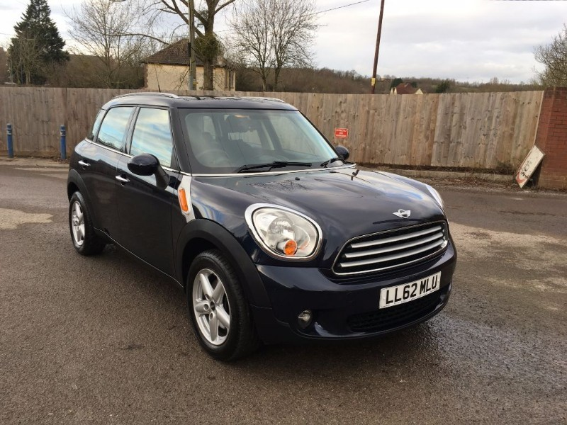 used MINI Countryman COOPER D FULL SERVICE HISTORY in bristol