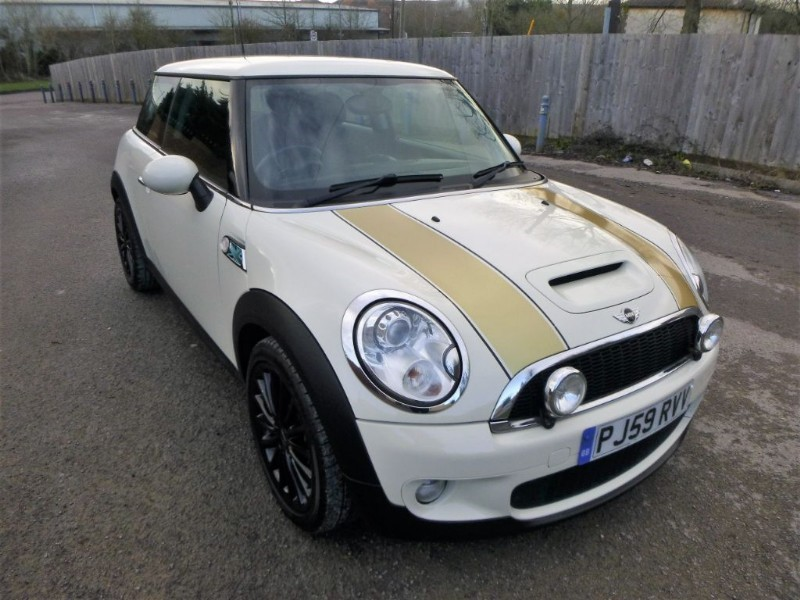 used MINI Hatch COOPER S in bristol