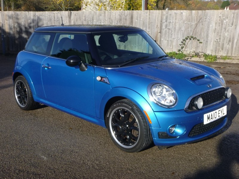 used MINI Cooper S COOPER S in bristol