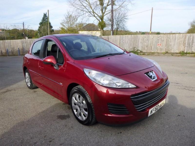 used Peugeot 207 HDI ECONOMIQUE PLUS in bristol