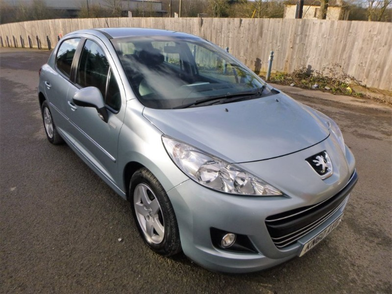 used Peugeot 207 MILLESIM in bristol