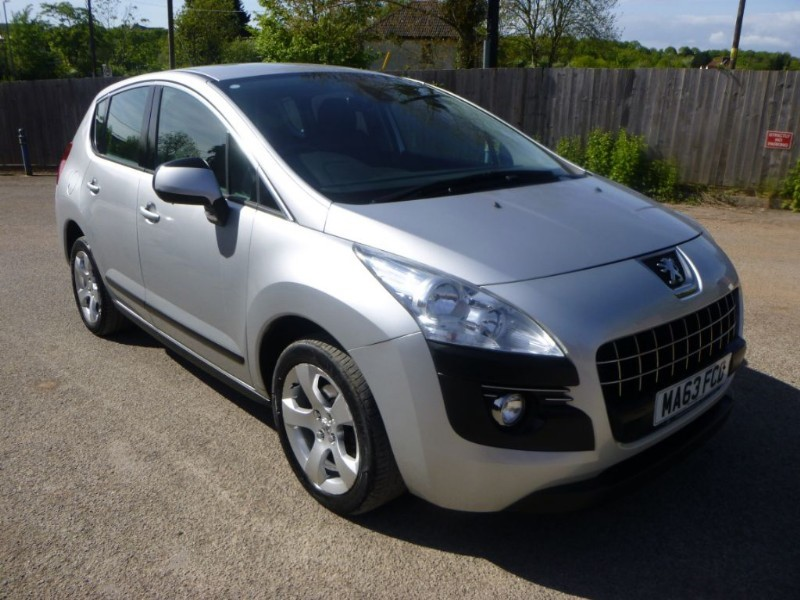 used Peugeot 3008 HDI ACTIVE in bristol