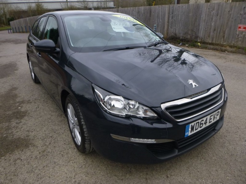 used Peugeot 308 BLUE HDI S/S SW ACTIVE in bristol