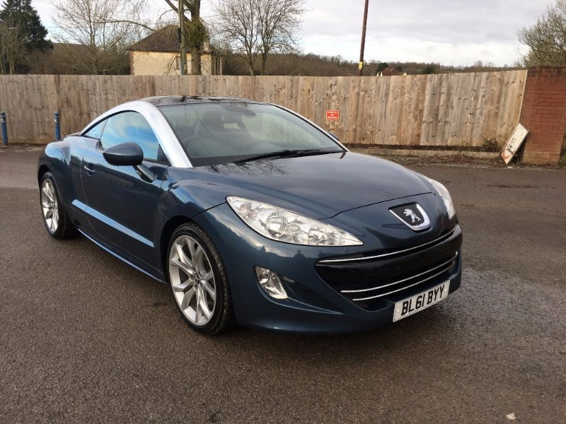 used Peugeot RCZ HDI GT FULL SERVICE HISTORY in bristol