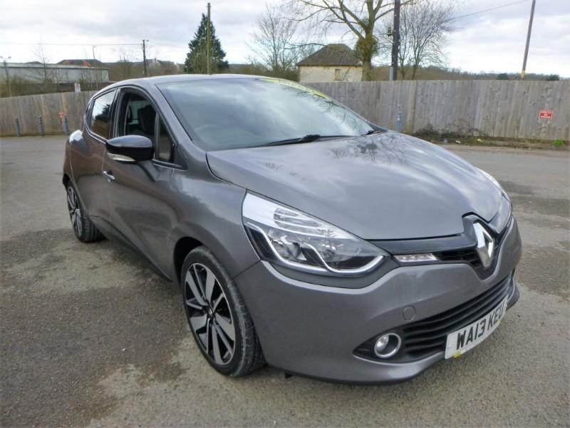 used Renault Clio D-QUE NAV DCI 1.5 DIESEL in bristol