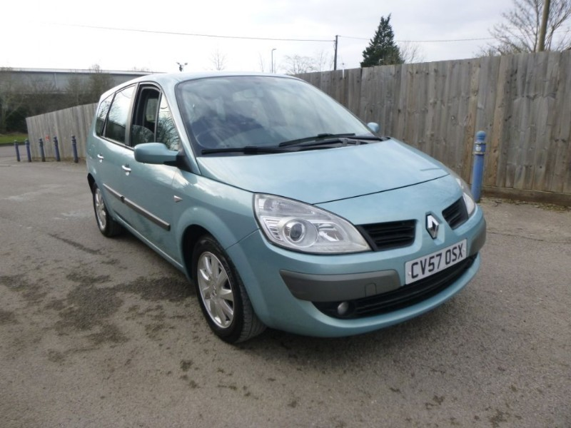 used Renault Grand Scenic DYNAMIQUE VVT 7STR in bristol