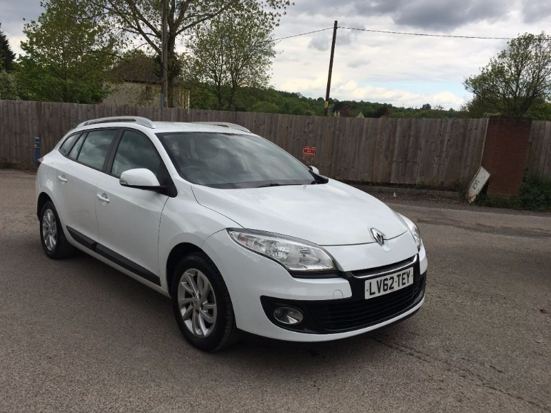 used Renault Megane EXPRESSION PLUS ENERGY DCI S/S in bristol