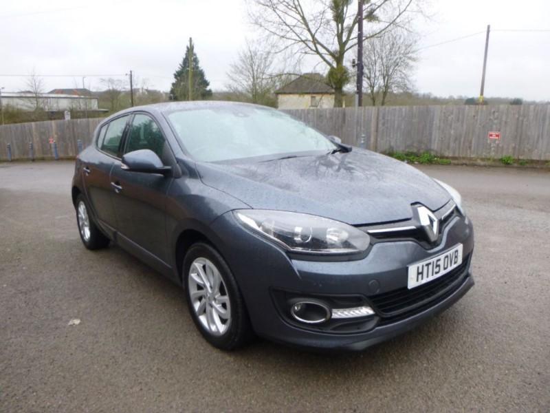 used Renault Megane DYNAMIQUE NAV DCI in bristol