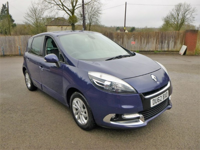 used Renault Scenic DYNAMIQUE TOMTOM ENERGY DCI S/S in bristol