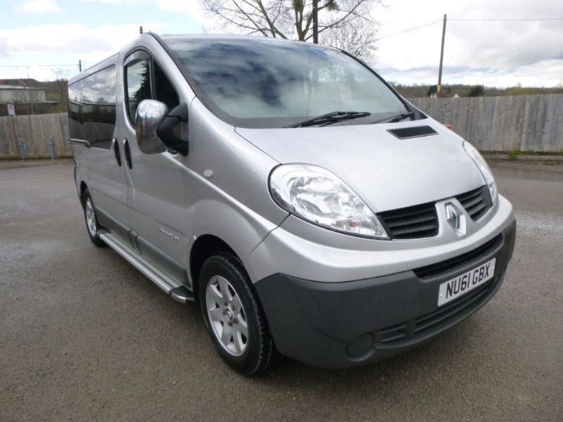 used Renault Trafic SL27 DCI in bristol