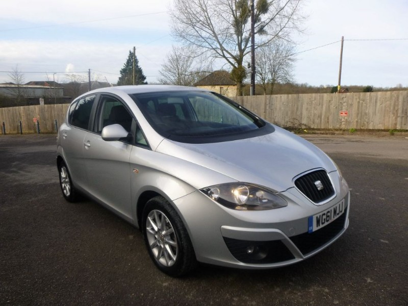 used SEAT Altea SE ECOMOTIVE CR TDI in bristol