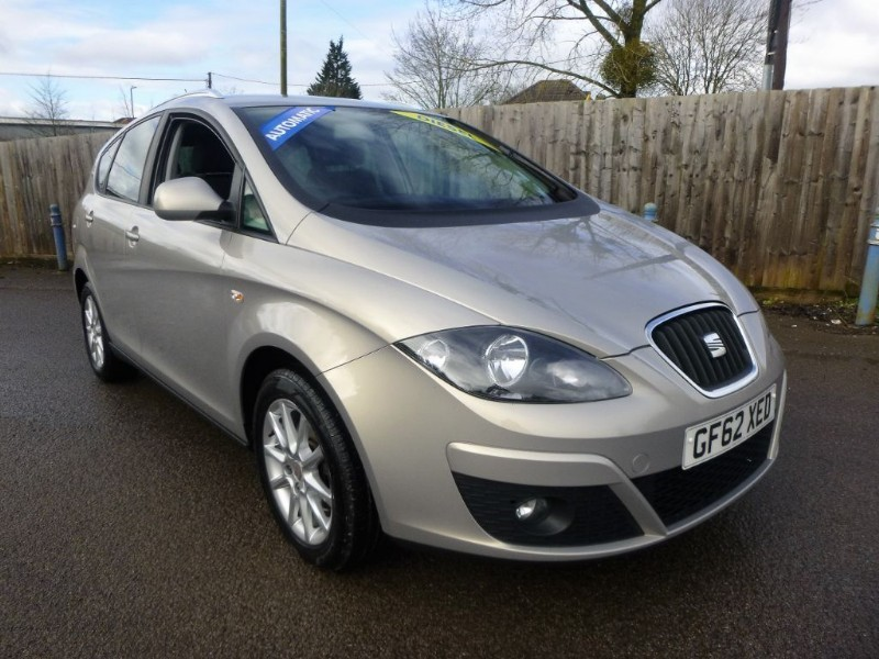 used SEAT Altea XL CR TDI SE AUTOMATIC in bristol
