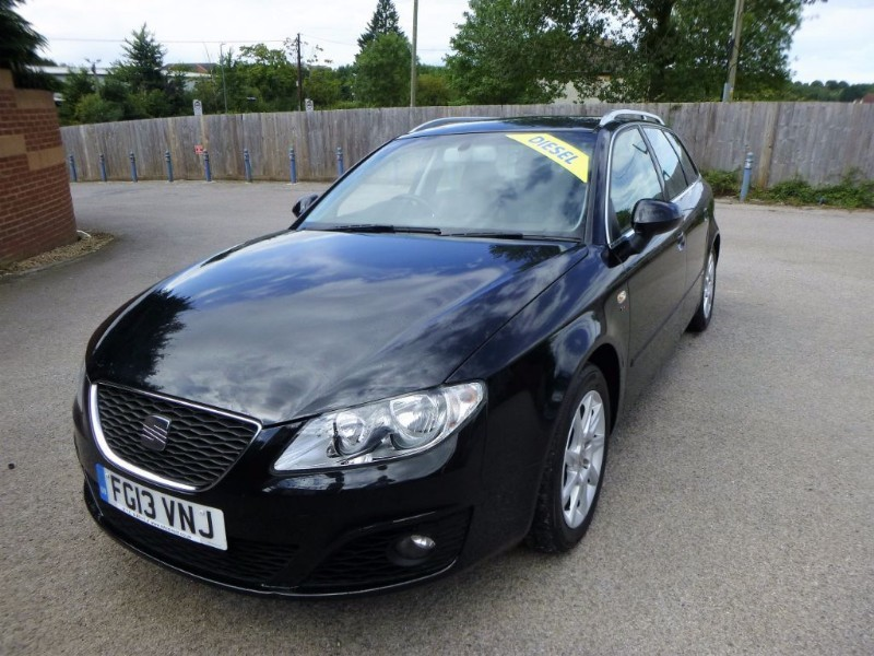 used SEAT Exeo TDI CR ECOMOTIVE SE TECH in bristol