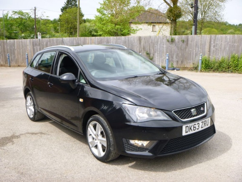 used SEAT Ibiza CR TDI FR in bristol