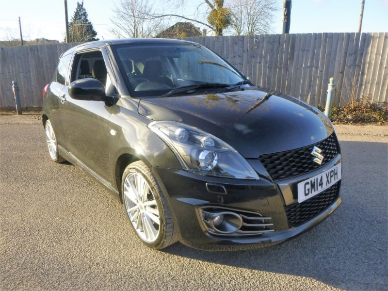 used Suzuki Swift SPORT in bristol