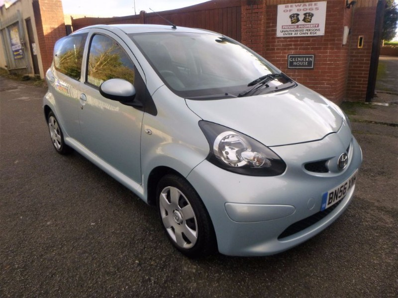 used Toyota Aygo VVT-I PLUS in bristol
