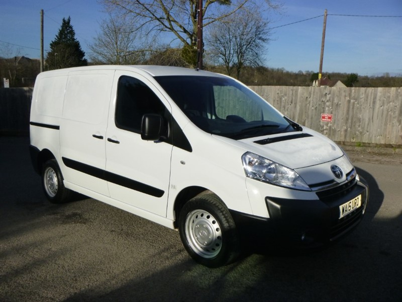 used Toyota Proace L1H1 HDI 1200 P/V in bristol