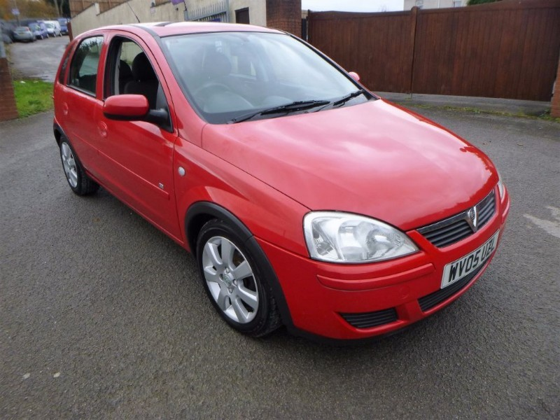 used Vauxhall Corsa BREEZE 16V TWINPORT in bristol