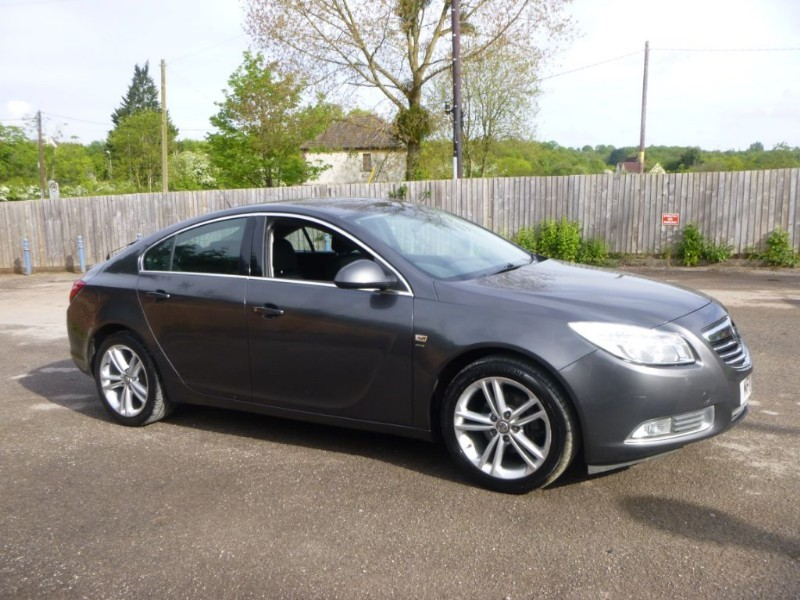 used Vauxhall Insignia SRI in bristol