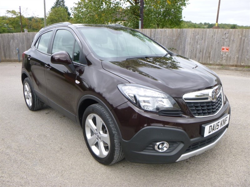 used Vauxhall Mokka TECH LINE S/S in bristol