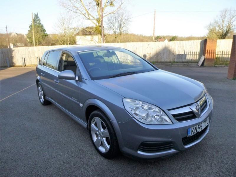 used Vauxhall Signum ELEGANCE 16V in bristol