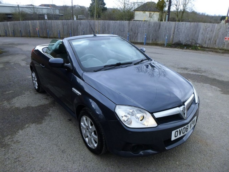 used Vauxhall Tigra 16V TWINPORT in bristol