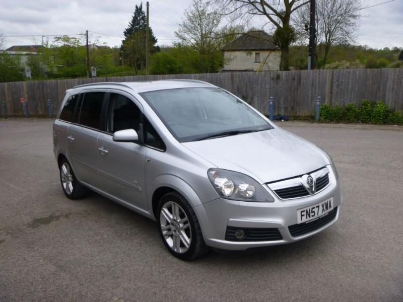used Vauxhall Zafira SRI CDTI in bristol