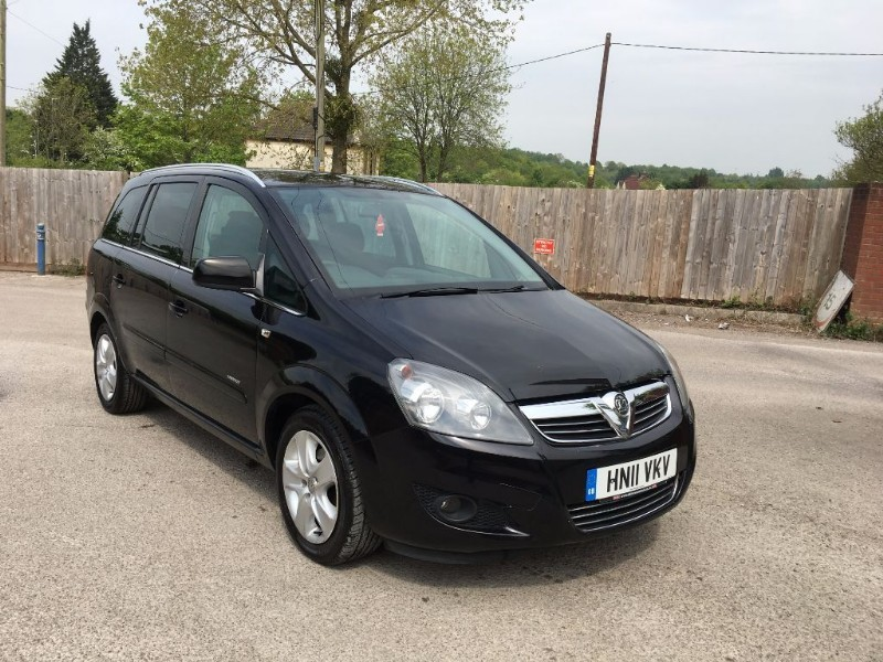 used Vauxhall Zafira ENERGY in bristol