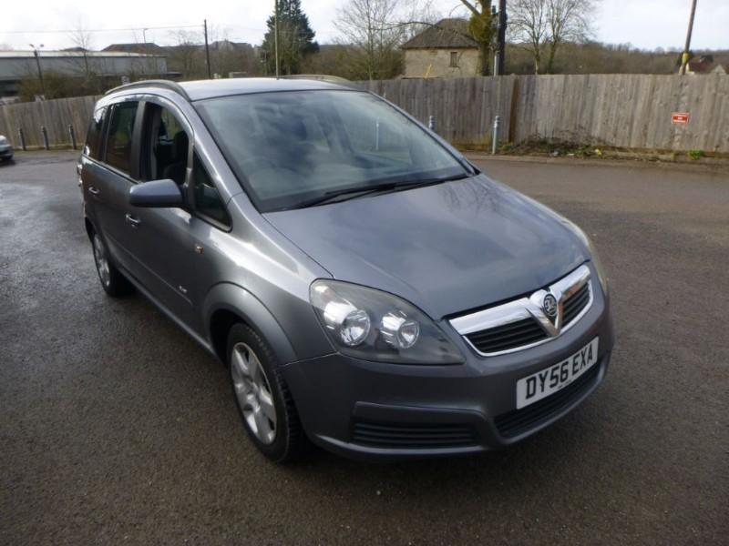 used Vauxhall Zafira CLUB 16V in bristol