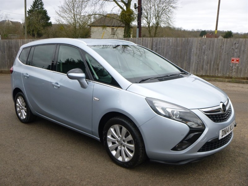 Used Vauxhall Zafira Tourer For Sale | MTC Direct on