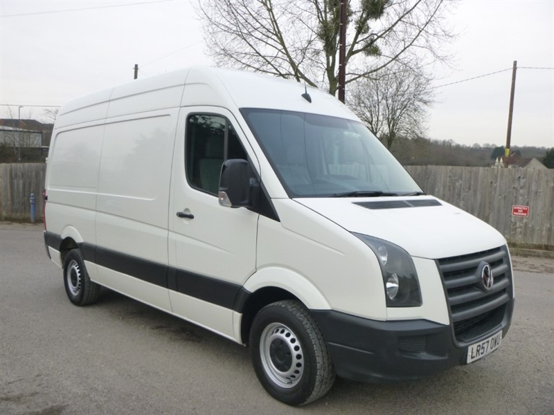 used VW Crafter CR35 MWB H/R P/V 109 in bristol
