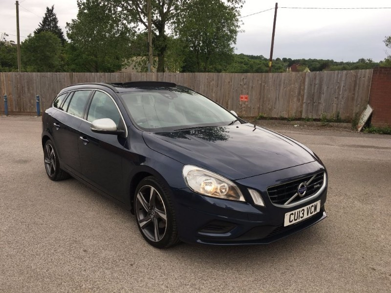 used Volvo V60 D3 R-DESIGN in bristol
