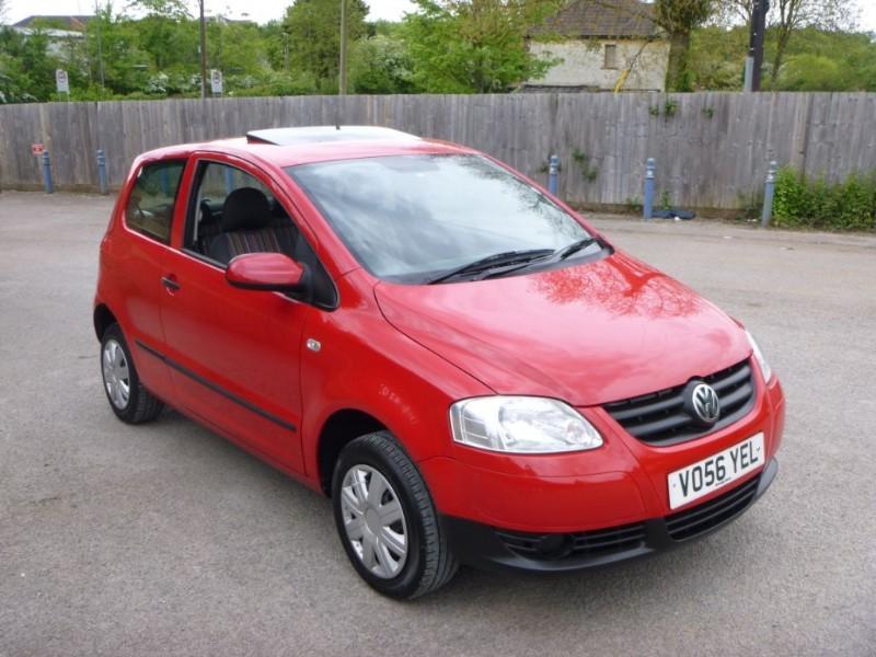 used VW Fox URBAN 6V in bristol