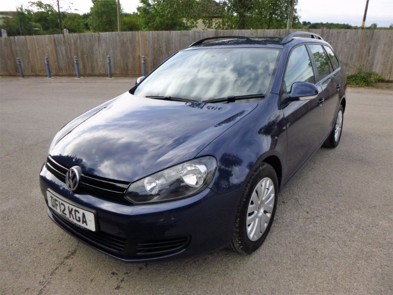 used VW Golf S TDI BLUEMOTION in bristol